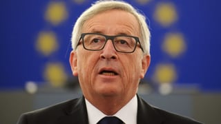 Diese grossen Pläne hat der EU-Kommissionspräsident für die Europäische Union.