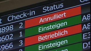 Flugpassagiere verlieren Millionen an Entschädigungen
