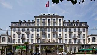 Hotel Schweizerhof blitzt vor Bundesgericht ab