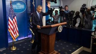 Ils obstachels ch'Obama ha laschà enavos a Trump
