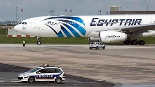 Spezialschiff beginnt Suche nach Egypt-Air-Maschine