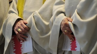 Burka-Verbot: «Da müsste die katholische Kirche Farbe bekennen»