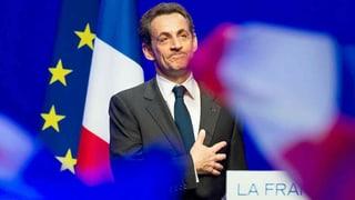 Sarkozy – Übles Image, breite Brust