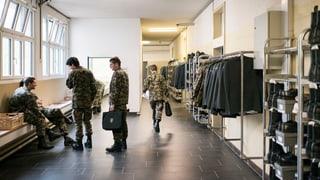 Aargauer Offiziere wollen an der Kaserne Aarau festhalten