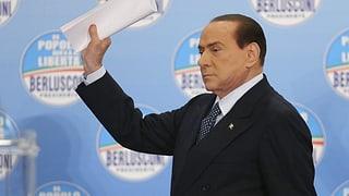 Berlusconi will Steuer erstatten– dank Abkommen mit Schweiz