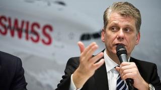 Swiss plant Preiserhöhungen auf Europa-Strecken