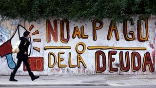 Argentinien steht erneut vor dem Ruin