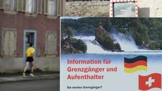 Der Schweiz laufen die Grenzgänger davon