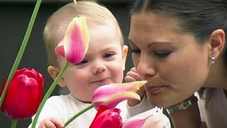 Schwedische Royals: Besonderes Ostergeschenk fürs Volk