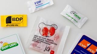Parteienfinanzierung: Schweiz muss transparenter werden
