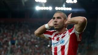 Olympiakos schlägt Juventus dank Kasami