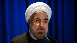 «Das Abkommen ist solider als dieser Herr denkt», sagt Irans Präsident Rohani. Politische Reaktionen zu Trumps Iran-Äusserungen.