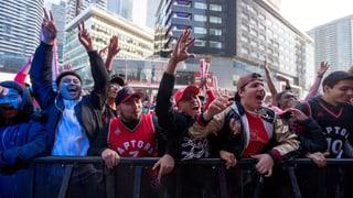 Toronto im Ausnahmezustand