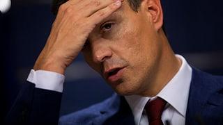 Chef der spanischen Sozialisten tritt zurück