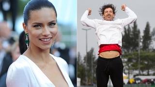 Supermodel Adriana Lima: Sie ist Cancellaras schönster Fan