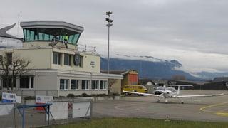 Flughafen Grenchen: «Wir wollten nichts verstecken»