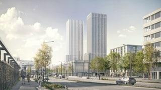 La PS da Turitg vul abitaziuns pajablas al Hardturm