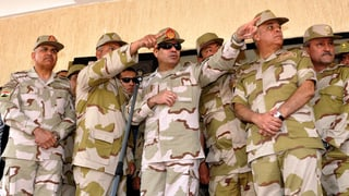 Ägyptens Militär will sich mit Verfassung legitimieren