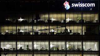 Swisscom streicht 300 Stellen mehr als geplant