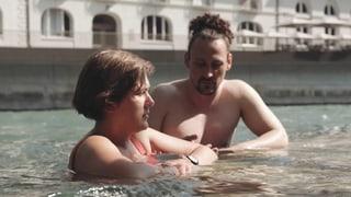 «Zwei Fremde sitzen in Flüssigkeit, die nach Eiern stinkt» (Artikel enthält Video)