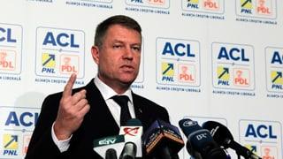 Keine Amnestie für korrupte rumänische Politiker