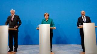 Germania – coaliziun gronda stat
