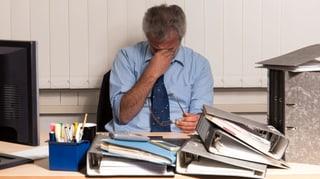 Burnout n'è nagina malsogna professiunala