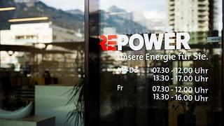 Repower vegnida cugliunada per 6 milliuns francs