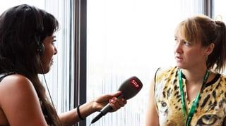 Wahlen15: Sophie Hunger verhängt's manchmal, leider. (Artikel enthält Audio)