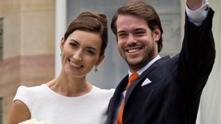 Adel kann auch bescheiden: Prinz Félix von Luxemburg heiratet