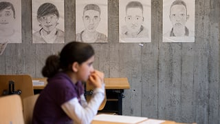 Schulbesuch für Flüchtlingskinder