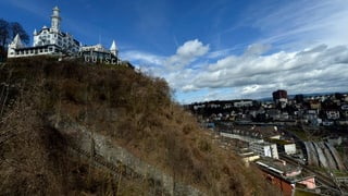 Luzern: Gütschbahn-Sanierung gerät erneut ins Stocken