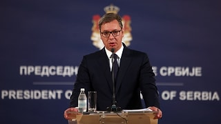 Serbischer Präsident soll Dialog verweigert haben