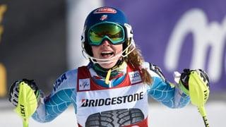 So lief der Frauen-Slalom in Méribel