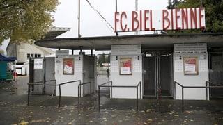 Das alte Fussballstadion Gurzelen wird überbaut