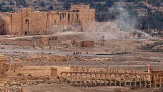 Terrormiliz IS aus Palmyra vertrieben
