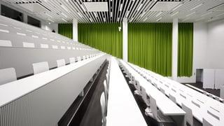 Universität Luzern muss grössere Drittmittel offenlegen