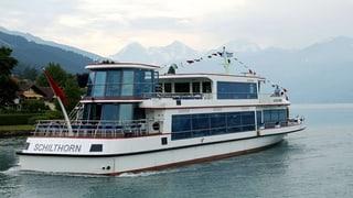 BLS-Schifffahrt mit leichtem Passagierrückgang