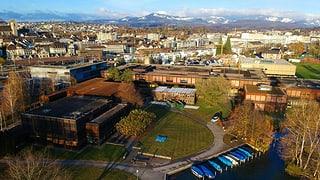 Fachhochschule Ostschweiz nimmt Form an