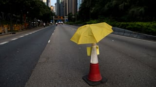 Hongkonger Regierung sagt Gespräche mit Studenten ab