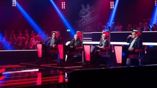 Video «Die zweite Battle-Runde - Wer schafft es in die Knockouts?» abspielen