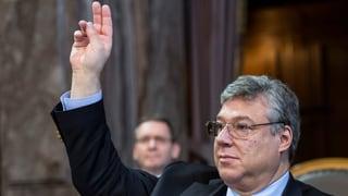 Teure Reisen: Lombardi sprengt Parlamentsbudget