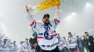 Die ZSC Lions sind Schweizer Eishockey-Meister
