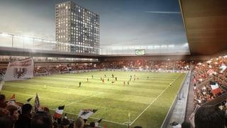«Ohne Hochhäuser kein Stadion»