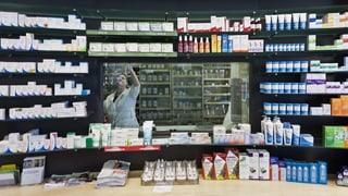 100 neue Medikamente in der Selbstbedienung