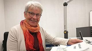 Marianne Leu erzählt Sagen im Klägauer-Dialekt (Artikel enthält Audio)
