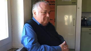 Justiz ermittelt gegen Jürg Jegge
