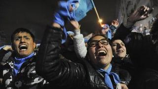 Abtreibung bleibt in Argentinien illegal