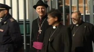 Ein falscher Bischof schleicht sich im Vatikan ein