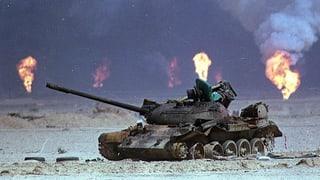 Video «Zeitreise: Der Golfkrieg (2/31)» abspielen